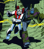 Starscream uscomics