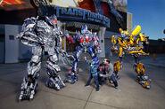 Transformers Characters-Megarton,Optimus Prime, BumbleBee 1