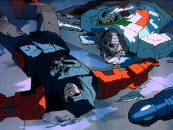Windcharger wheeljack otp