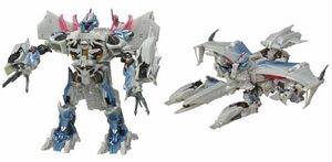 Movie Leader Megatron toy