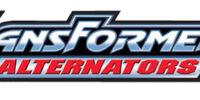 Alternators (toyline)