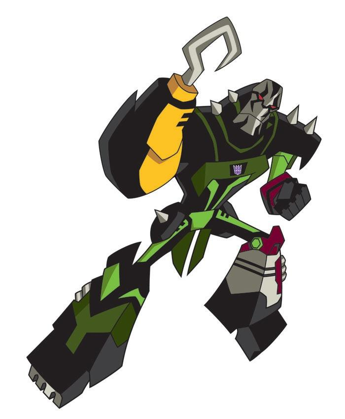 Lockdown Tfa Teletraan I The Transformers Wiki