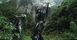 TRANSFORMERS LAGE DE LEXTINCTION les Autobots