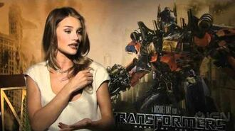 Transformers 3 Stars & Cast Interviews