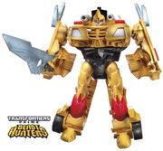 Bumblebee Prime Beast Hunters Deluxe Class