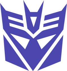 Decepticon Logo Black Decepticon | Te...