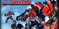 Transformers Song Universe
