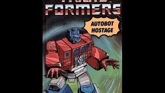 Autobot Hostage by John Grant - 1988 Transformers Audiobook