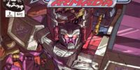 Dreamwave Armada issue 2
