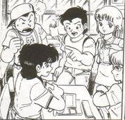 Kenji-classmates