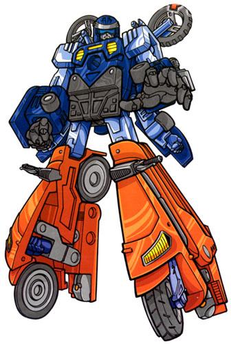 Perceptor-Ar-art Transformers Prime Perceptor