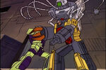 Robo-Smasher and Omega Supreme