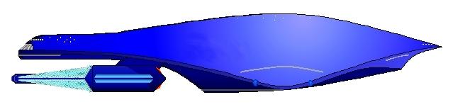 Dolphin-blue