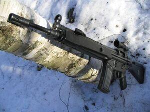 Heckler and Koch HK33