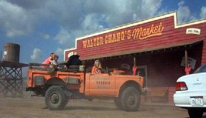Jack's Jeep