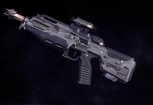 NJ5-B SMG