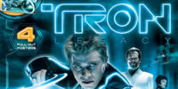 TRON: Legacy The Official Movie Magazine