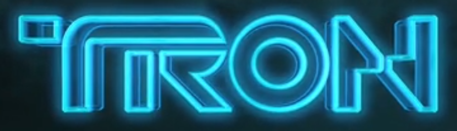 Tron Legacy The logo by Mackingster on DeviantArt