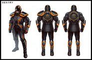 Tron-Evolution Concept Art by Daryl Mandryk 19a