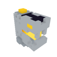 Flame Turret Yellow
