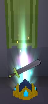 Rally blade
