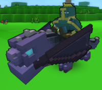 Stubs Dragon In-Game