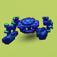 Blue Crab ingame