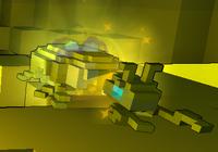 Golden bettle