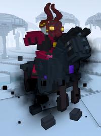 War Horse ingame