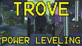 ◥Trove◤ POWER LEVELING GUIDE BOSS RUSH TUTORIAL (Cursed Vale)