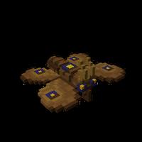 Brown Behe-Moth