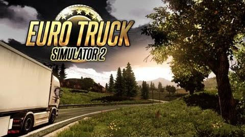 Euro Truck Simulator 2 Promo Trailer