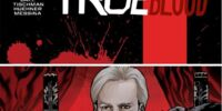 Comic Book Series - True Blood 5