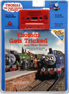 File:ThomasGetsTrickedandOtherStoriesbookandcassette.jpg