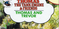 Thomas and Trevor (Buzz Book)