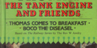 Thomas Comes to Breakfast & BoCo the Diseasel (Ladybird Book)