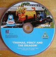 ThomasPercyandtheDragonpromotionalDVD