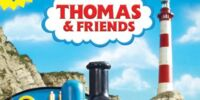 Thomas and the Lighthouse (South African DVD)