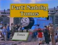 Thomas'ChristmasPartyWelshtitlecard