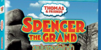 Spencer the Grand (Thai DVD)