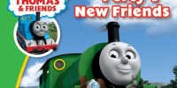 Percy's New Friends (book)