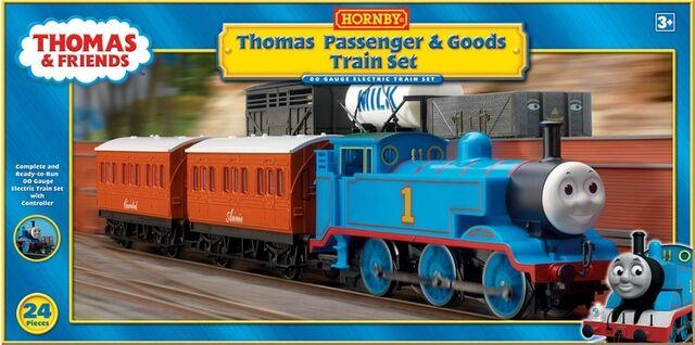 File:HornbyThomasPassengerandGoodsTrainset2011.jpg