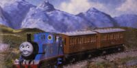 Thomas the Tank Engine and Friends (Book)