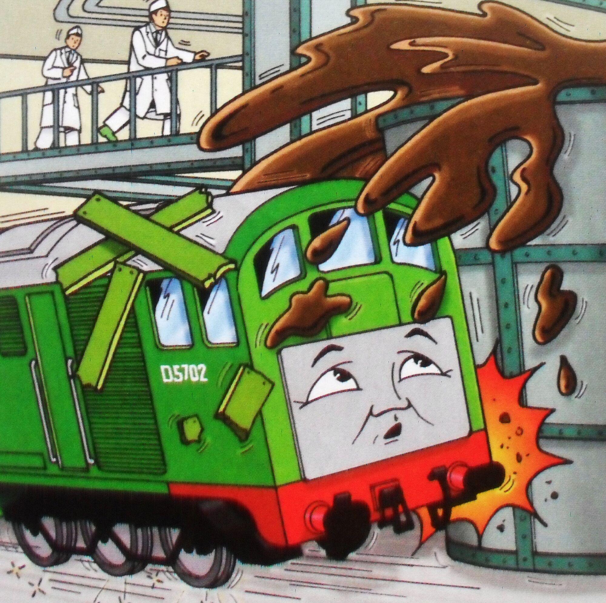 Image boco in trainz thomas and friends png scratchpad fandom - Choc O Boco Thomas The Tank Engine Wikia Fandom