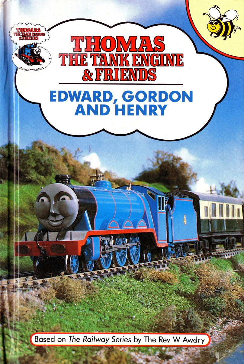 Edward, Gordon and Henry (Buzz Book) | Thomas the Tank ...