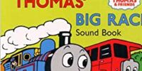Thomas' Big Race Sound Book