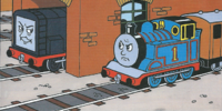 Thomas the Famous Engine (2001)