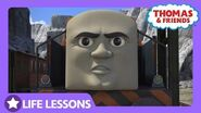 Den Shows The Troublesome Trucks He's In Charge Life Lesson Determination