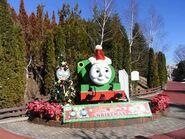 ChristmasPercyMonumentThomasLandJapan