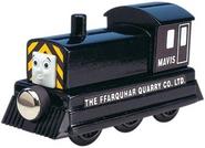 WoodenRailwayMavis1990